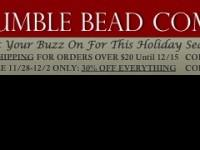 THE, BUMBLE, BEAD, COMPANY is offering 2 great specials