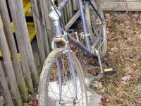 FREE OF COST SPIRIT 10-Speed bike for parts or to bring