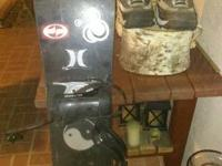 I'm offering a free of cost sport snow board with size