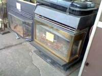 ASSORTMENT OF DIFFERENT MODELS AND TYPES OF GAS HEATER