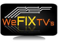 NEXT DAY FREE IN-SHOP TV REPAIR ESTIMATES. Home Service