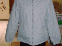 Free Country women's reversible jacket, size small.