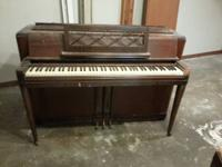 I have a piano I want to get rid of. Not sure what kind