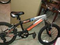 Free style Mongoose X Jump Series Bike 24 inch in very