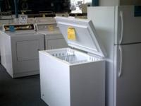 All appliances on sale including Freezers -- Chest |
