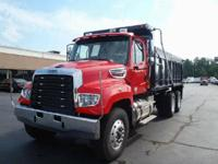 Description Make: Freightliner Mileage: 234 miles Year: