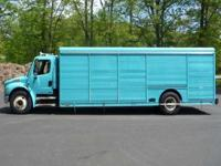 Description Make: Freightliner Mileage: 106,891 miles