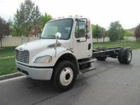 Make: Freightliner Mileage: 124,744 Mi Year: 2008 VIN
