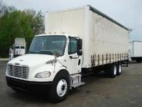 Description Make: Freightliner Mileage: 319,716 miles