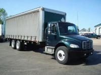 Description Make: Freightliner Mileage: 306,761 miles