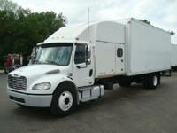 Description Make: Freightliner Mileage: 119,268 miles