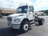 Make: Freightliner Mileage: 93,456 Mi Year: 2007