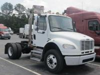 Make: Freightliner Mileage: 182,907 Mi Year: 2009