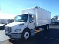 Make: Freightliner Mileage: 126,142 Mi Year: 2007