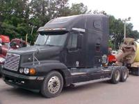 Make: Freightliner Mileage: 1,100,940 Mi Year: 2000 VIN