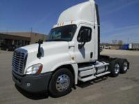 Make: Freightliner Mileage: 442,572 Mi Year: 2010