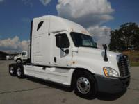 Make: Freightliner Mileage: 557,746 Mi Year: 2011 VIN