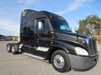 Make: Freightliner Mileage: 487,453 Mi Year: 2011 VIN