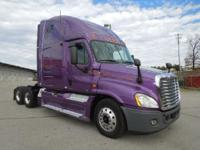 Make: Freightliner Mileage: 433,840 Mi Year: 2012 VIN