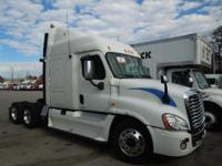 Make: Freightliner Mileage: 660,122 Mi Year: 2009 VIN