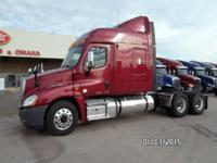 Make: Freightliner Mileage: 334,939 Mi Year: 2012