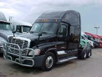 Make: Freightliner Mileage: 1,114,692 Mi Year: 2008 VIN