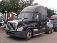Make: Freightliner Mileage: 761,973 Mi Year: 2009 VIN