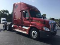Make: Freightliner Mileage: 498,884 Mi Year: 2012