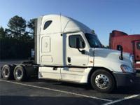Make: Freightliner Mileage: 358,548 Mi Year: 2012