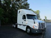 Make: Freightliner Mileage: 492,543 Mi Year: 2012