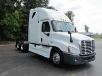 Make: Freightliner Mileage: 467,771 Mi Year: 2012