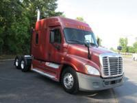 Make: Freightliner Mileage: 739,109 Mi Year: 2009
