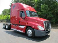 Make: Freightliner Mileage: 436,571 Mi Year: 2012