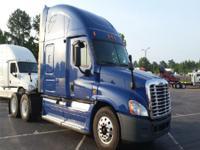 Make: Freightliner Mileage: 518,502 Mi Year: 2011
