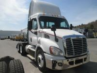 Make: Freightliner Mileage: 300,000 Mi Year: 2012