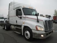 Make: Freightliner Mileage: 450,000 Mi Year: 2012