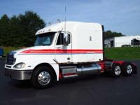 Make: Freightliner Mileage: 823,663 Mi Year: 2008