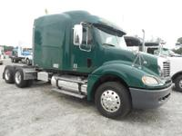 Make: Freightliner Mileage: 694,187 Mi Year: 2009