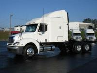 Make: Freightliner Year: 2007 Condition: Used Unit