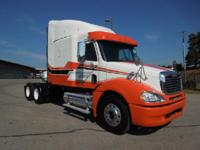 Make: Freightliner Mileage: 840,280 Mi Year: 2007 VIN