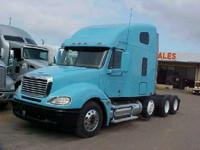 Make: Freightliner Mileage: 966,833 Mi Year: 2005 VIN