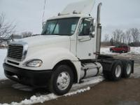 Description Make: Freightliner Mileage: 498,000 miles