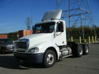 Make: Freightliner Mileage: 502,656 Mi Year: 2007 VIN