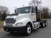 Make: Freightliner Mileage: 840,246 Mi Year: 2005 VIN
