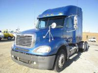 Description Make: Freightliner Mileage: 749,342 miles