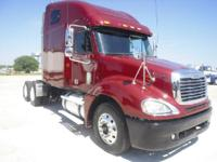 Description Make: Freightliner Mileage: 742,693 miles