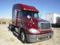 Description Make: Freightliner Mileage: 739,015 miles