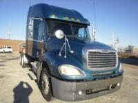 Description Make: Freightliner Mileage: 697,505 miles
