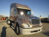 Description Make: Freightliner Mileage: 752,149 miles