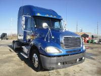 Description Make: Freightliner Mileage: 715,457 miles